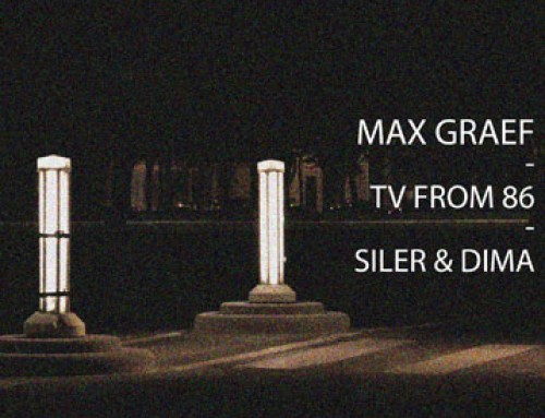 Max Graef / TvFrom86 / Siler & Dima  @ Badaboum – 5th Dec 2015