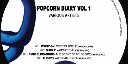 Popcorn Diary Volume 1 - Various Artists