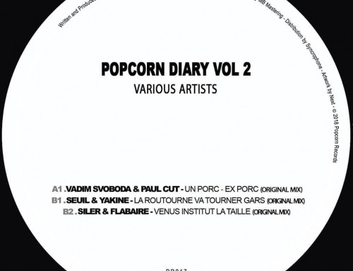 Popcorn Diary Volume 2 – Various Artists