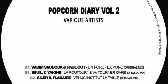 Popcorn Diary Volume 2 - Various Artists