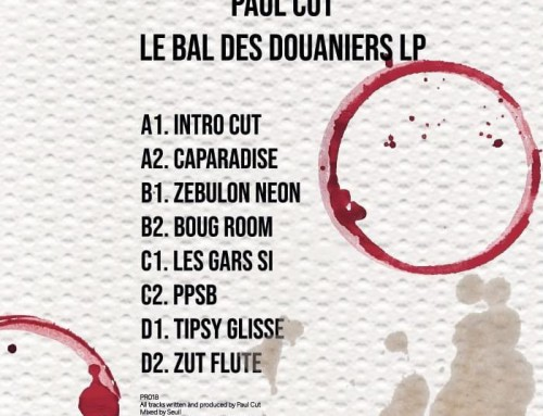 Paul Cut – Le Bal Des Douaniers LP
